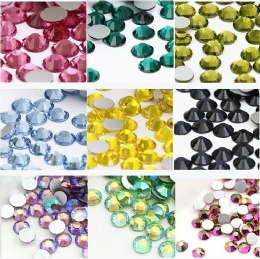 Kavatar wholesale various colors hotfix rhinestone